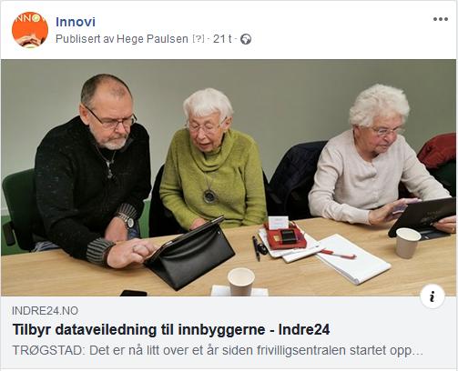 Dataveiledning Seniornett