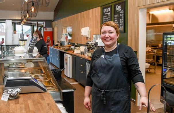Kafeen har fått ny eier og endrer konsept