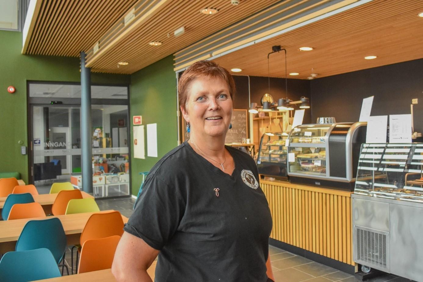 Frøken Fysen har åpnet ny kafè i Trøgstad